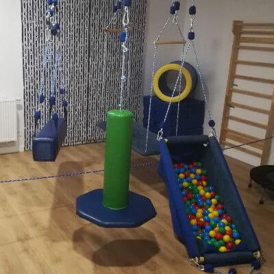 Sala do integracji sensorycznej dla dzieci
